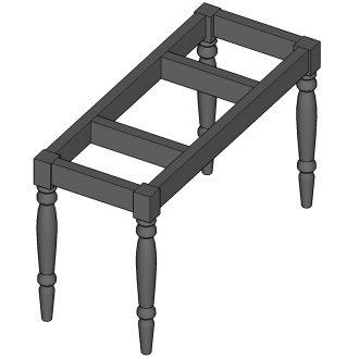 HCCF_Commercial_Furniture_DryBar_Frame_Option_BF600