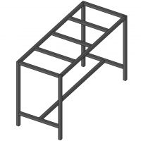 HCCF_Commercial_Furniture_DryBar_Frame_Option_BF800