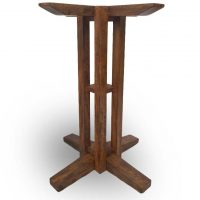 HCCF_Commercial_Furniture_Timber_Table_Base_MangoWood_TB500W