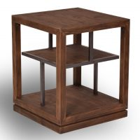 HCCF_Commercial_Furniture_Industrial_Timber_Metal_Shelving_Unit_Side_Table_TWU510