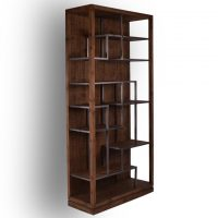 HCCF_Commercial_Furniture_Industrial_Timber_Metal_Wall_Shelving_Unit_TWU520