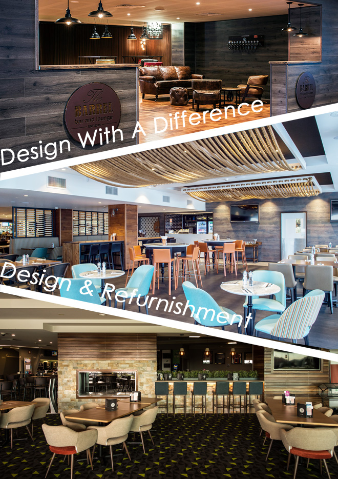 Clubs & Restaurant Refurbishment