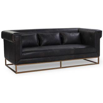 HCCF_Commercial_Furniture_Vintage_Leather_3Seat_Sofa_VL100