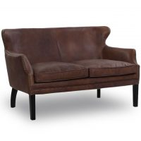 HCCF_Commercial_Furniture_Vintage_Leather_2Seat_Sofa_VL203