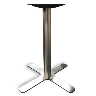 HCCF_Commercial_Furniture_Mirror_Polished_Steel_Table_Base_TB374SS