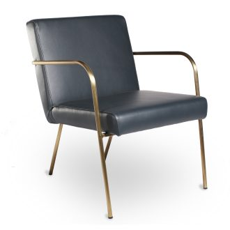 HCCF_Commercial_Furniture_Upholstered_Lounge_Chair_Antique_Brass_Frame_UC2074M