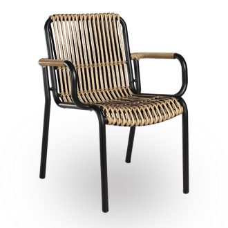 HCCF_Commercial_Furniture_Outdoor_Dining_Rattan_ArmChair_RC290
